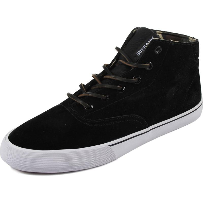 ac76108300a0 Supra - Mens Wrap Up Midtop Shoes