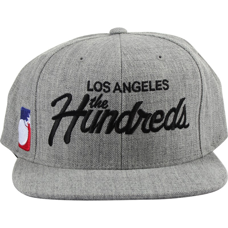The Hundreds. The Hundreds - Mens Forever Team Snapback Hat 180f2f4973e7
