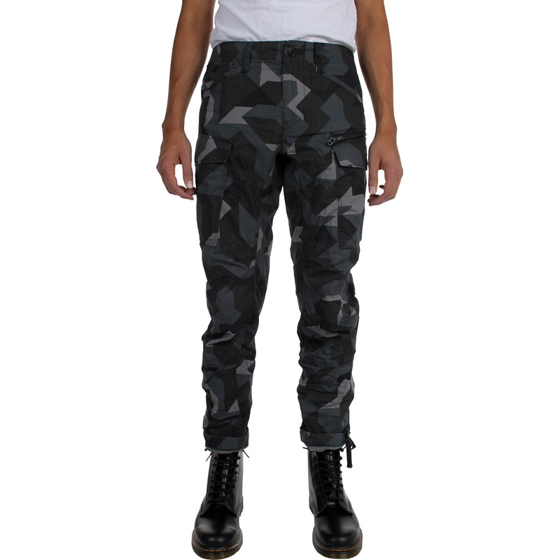 2f7ac819575fd G-Star Raw - Mens Rovic Zip 3D Tapered Cargo Pants