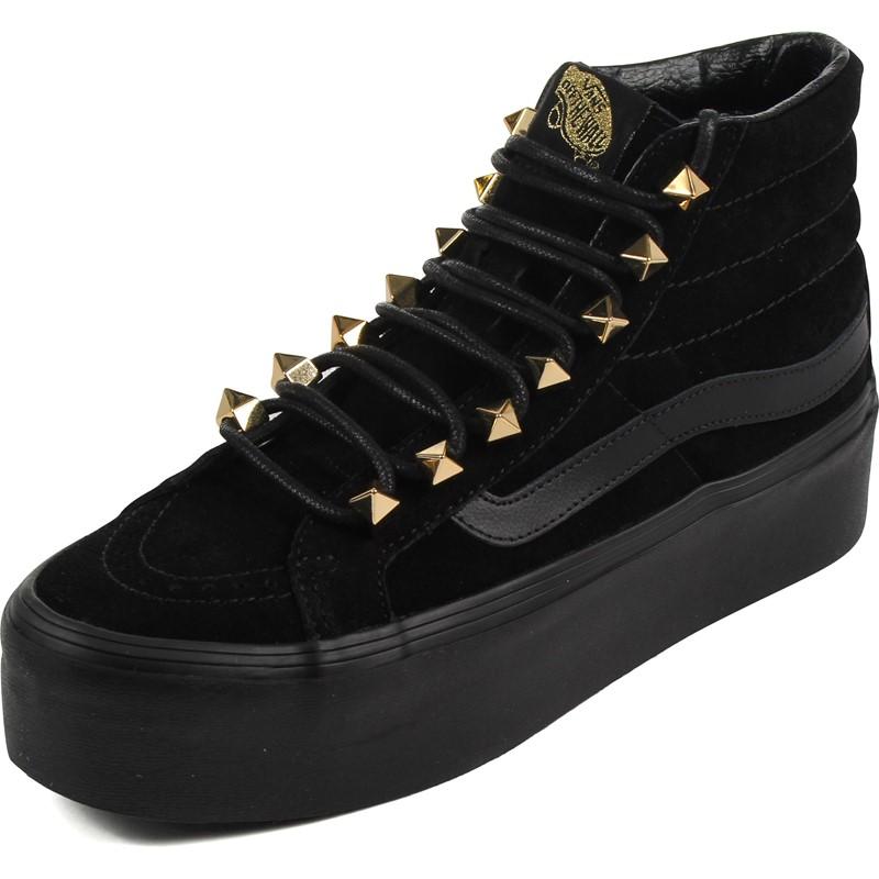Vans. Vans - Womens Stud Eyelets Sk8-Hi Platform Shoes 737bbbfad