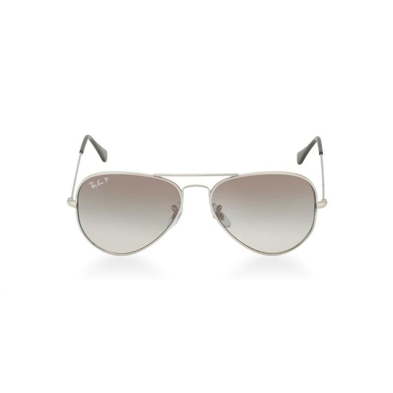 89b8b7ea8 Rayban RB8041 086/M3 Titanium Sunglasses In Silver