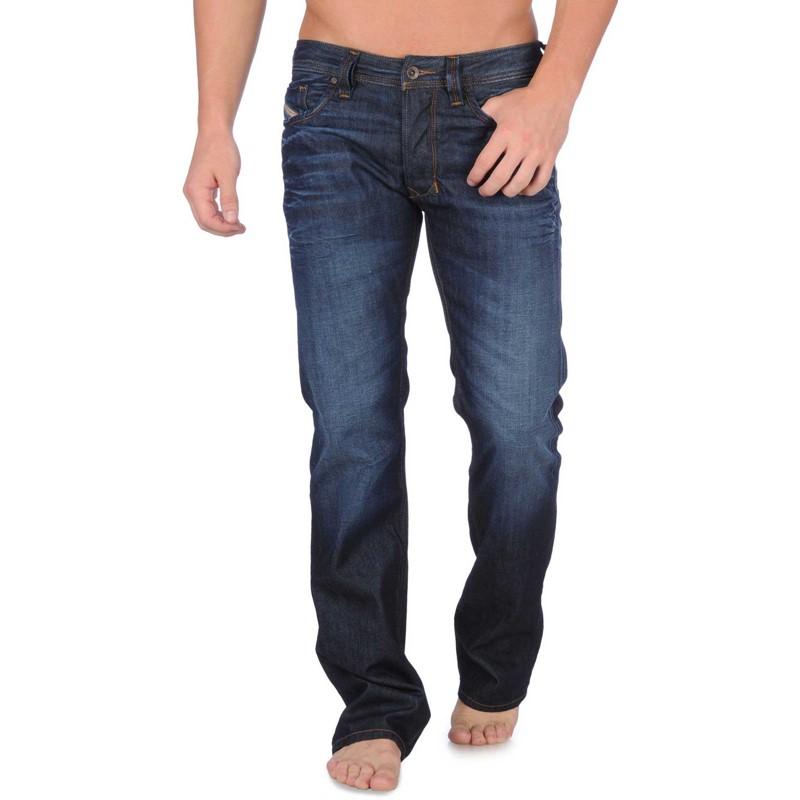211516db Diesel - Mens Larkee Straight Jeans, Wash: 0073N