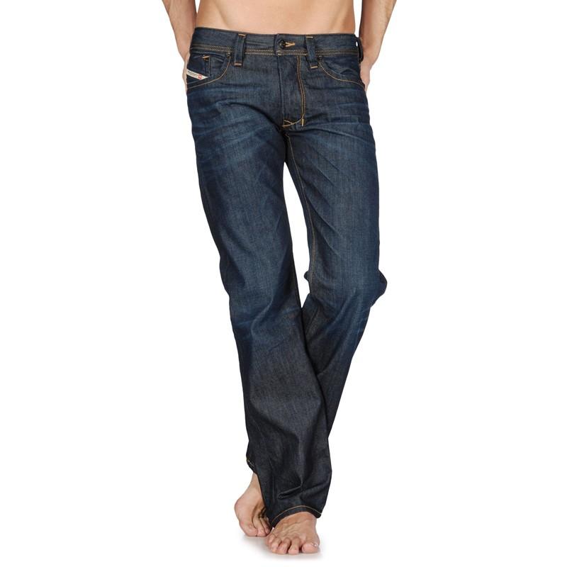 d0b81caf Diesel - Mens Larkee Straight Jeans, Wash: 0806W