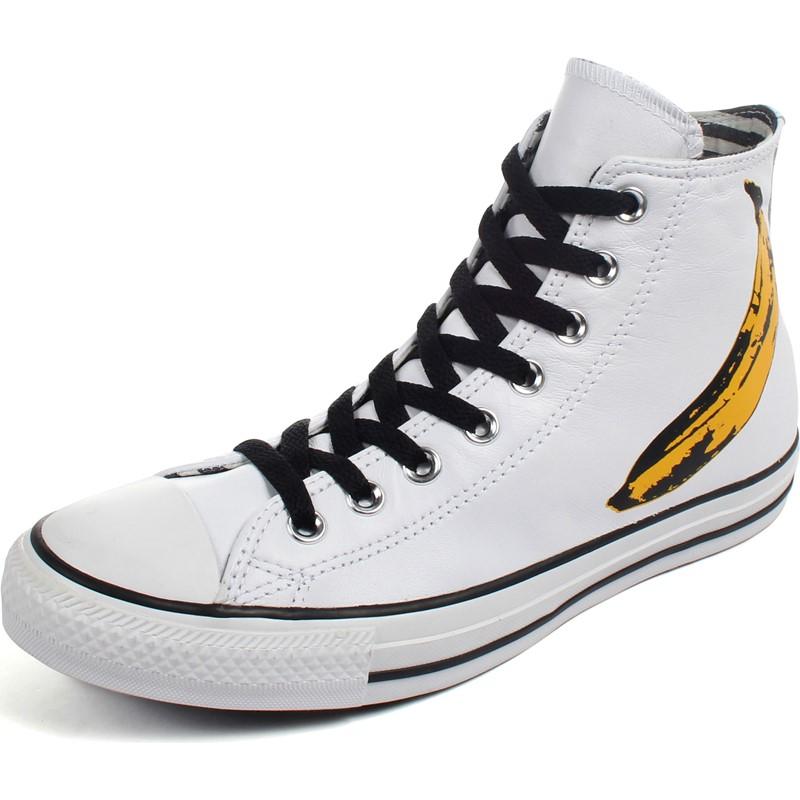 Converse Adult Warhol Banana Chuck Taylor All Star Shoes