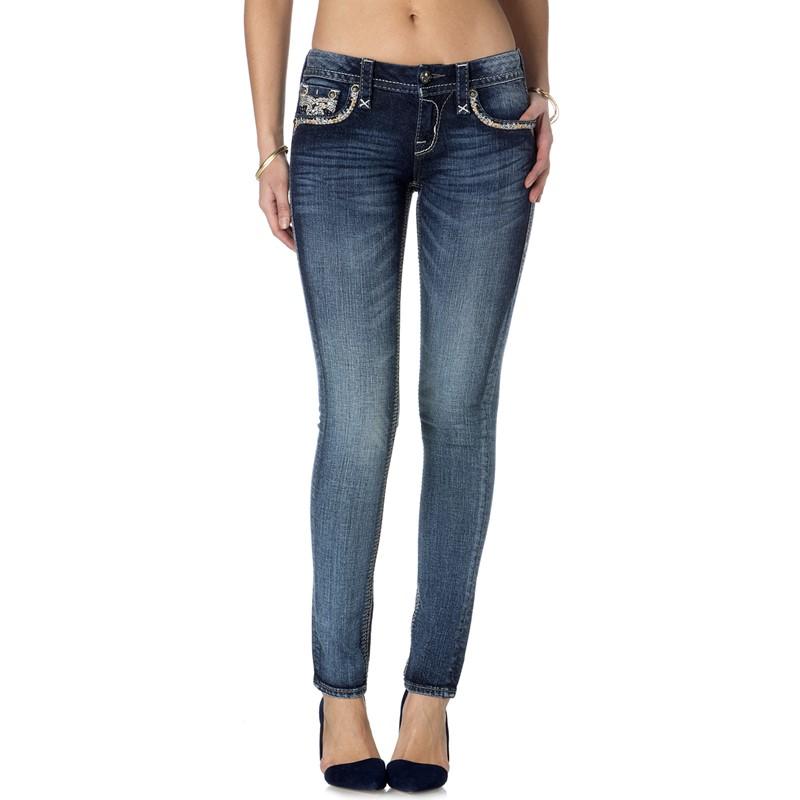 Rock Revival - Womens Xia Skinny Jeans