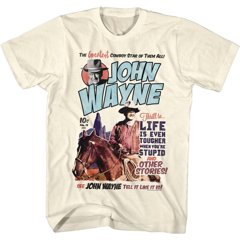 38791742 John Wayne. John Wayne - Mens Makeitwayne T-Shirt