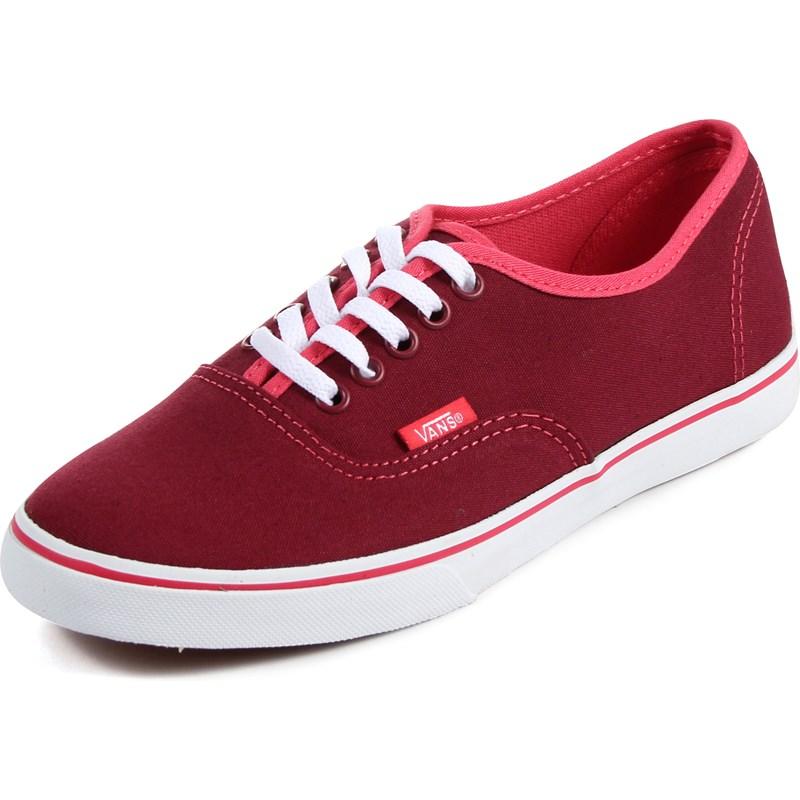 14ca92fd9b74d1 Vans. Vans - Womens Authentic Lo Pro Shoes