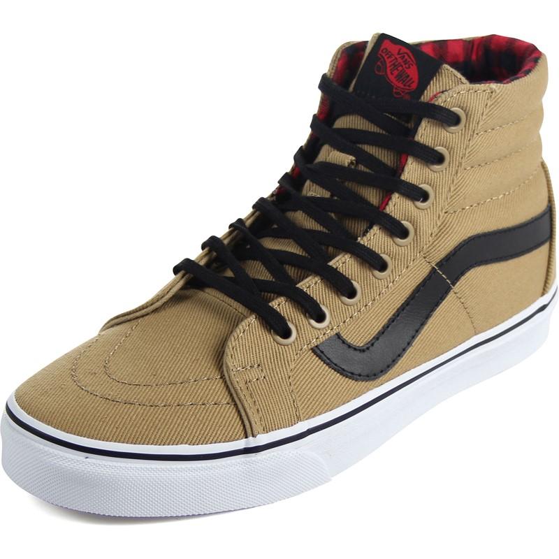bfb7bc09e8 Vans - Unisex-Adult Sk8-Hi Reissue Shoes