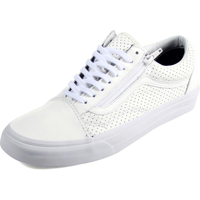 Vans - Unisex-Adult Old Skool Zip Shoes