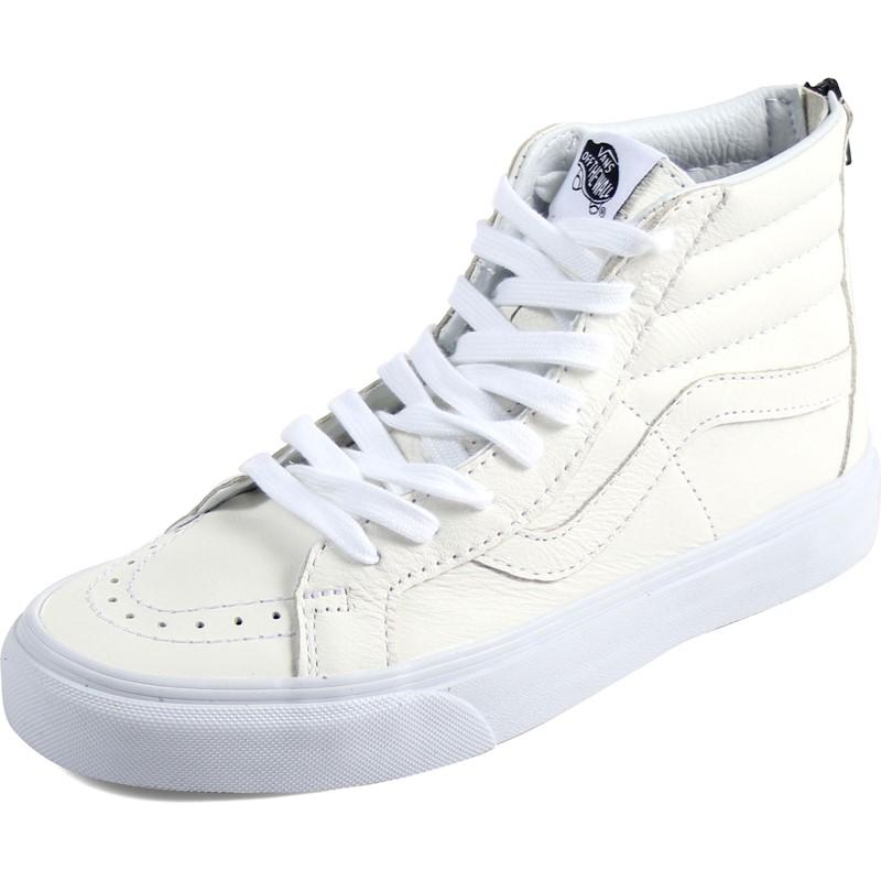 Vans. Vans - Unisex-Adult SK8-Hi Reissue Zip Shoes 513145a9b