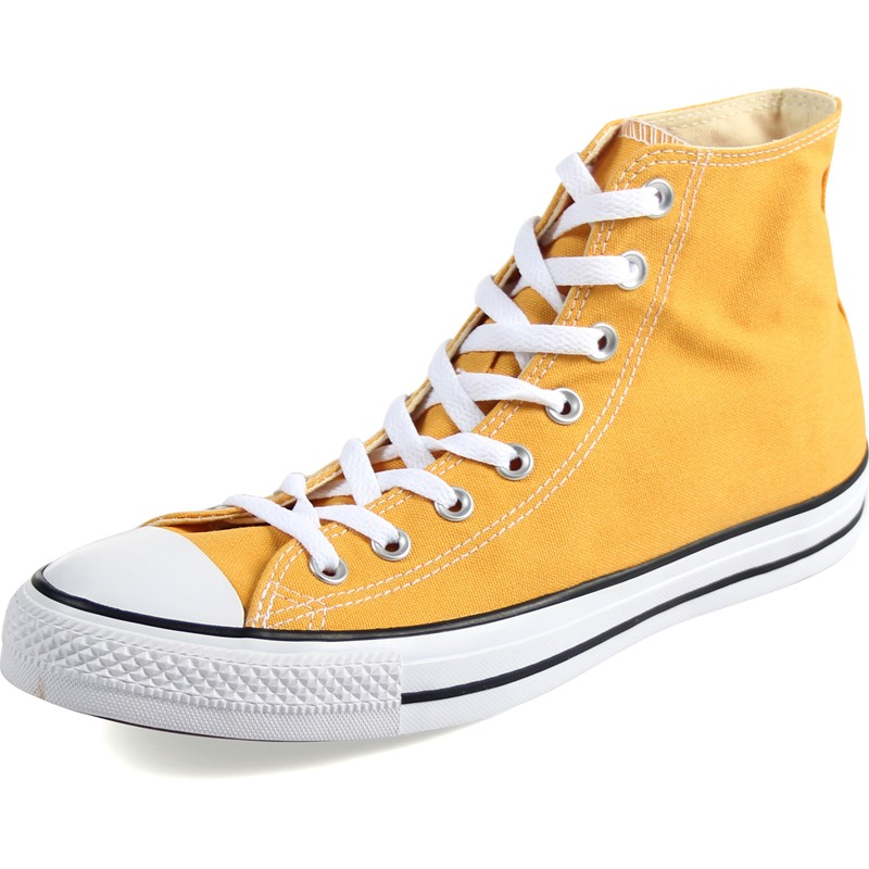 Converse. Converse - Chuck Taylor All Star Solar Orange High top Shoes 50ffe93fb