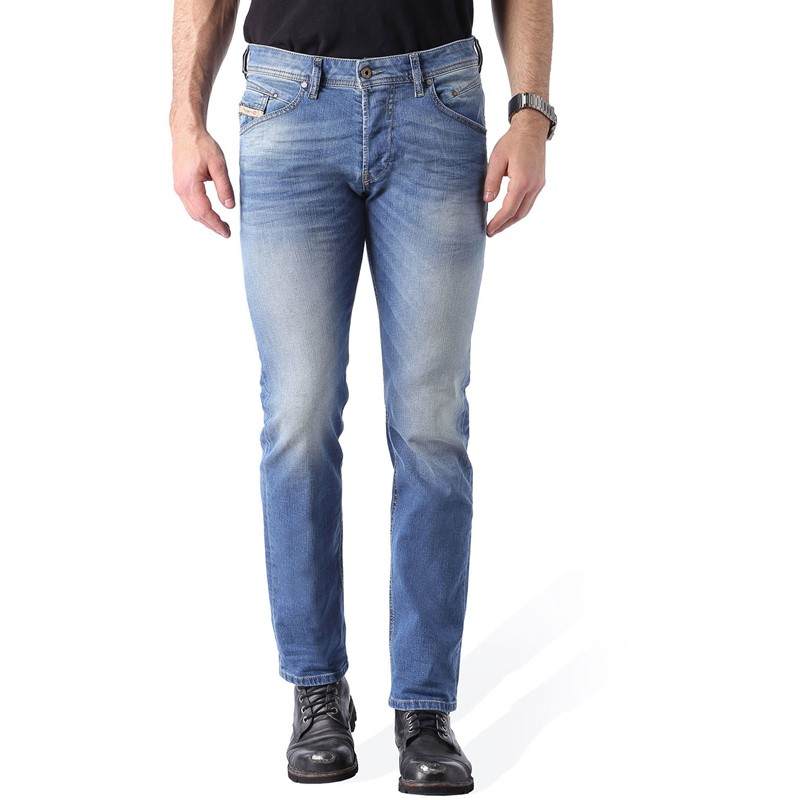 Afholte Diesel - Mens Belther Tapered Jeans, Wash: 0850W RJ-58
