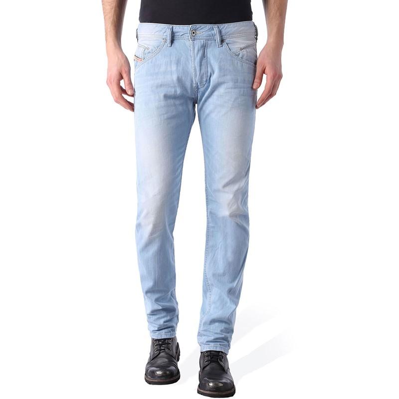 Lækker Diesel - Mens Belther Tapered Jeans, Wash: 0852I UV-81