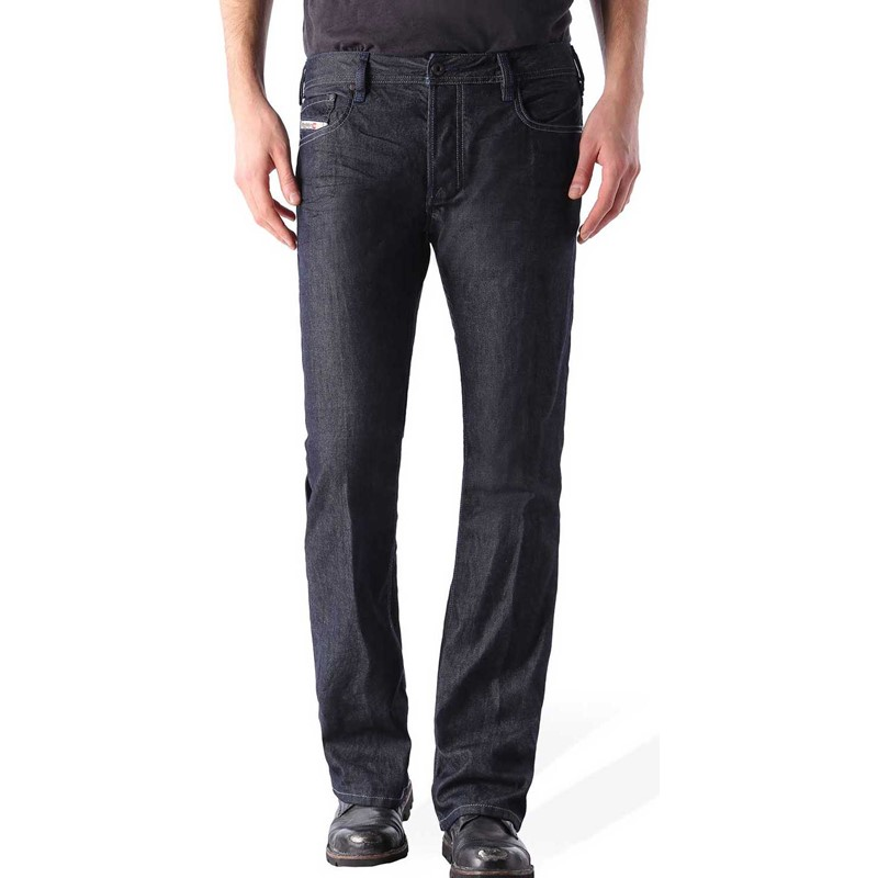 ab9e0dbf Diesel. Diesel - Zatiny 0088Z Regular / Slim Fit Jeans For Men