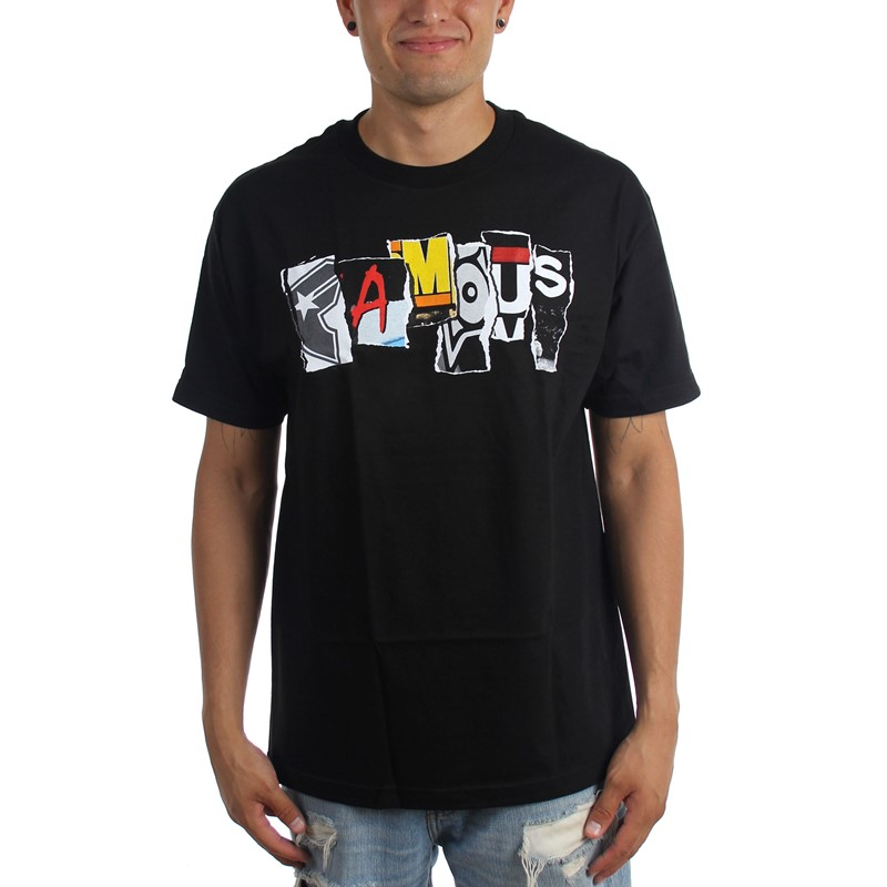 Famous Stars and Straps - Mens Trashed T-Shirt