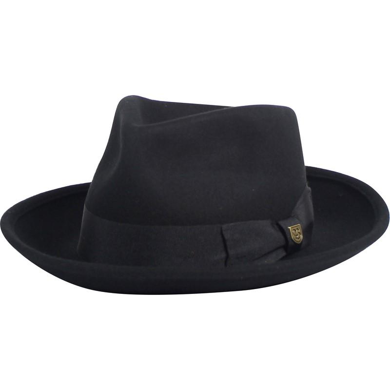 Brixton - Mens Swindle Fedora Hat 45c1aabe22c
