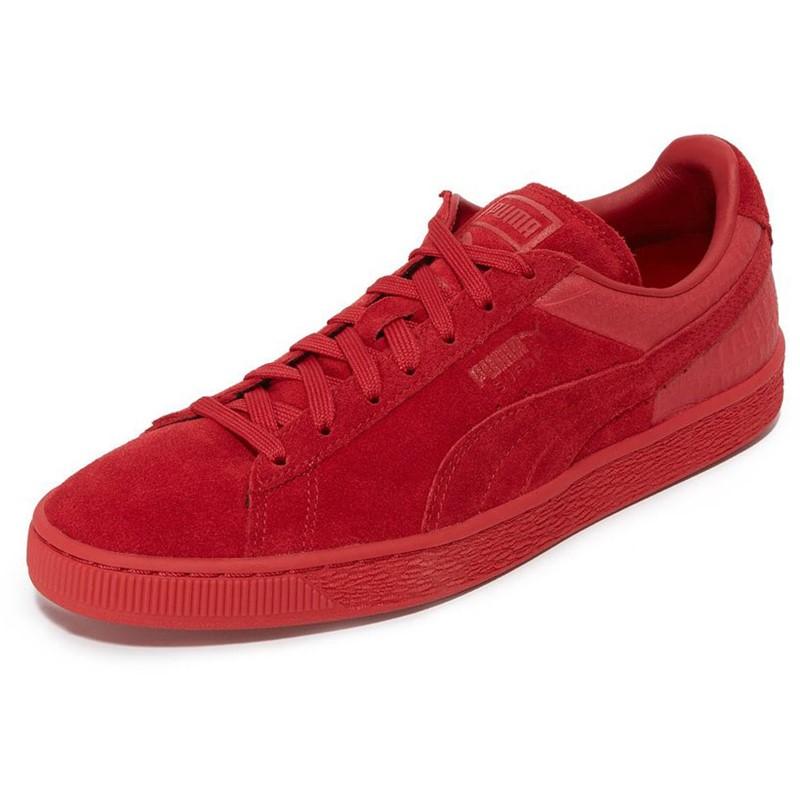 Puma. Puma - Mens Suede Classic Casual Emboss Shoes a3cb20849