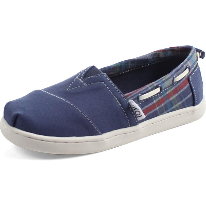 9714af5eb06 Toms. Tom - Youth Bimini Slip-On Shoes
