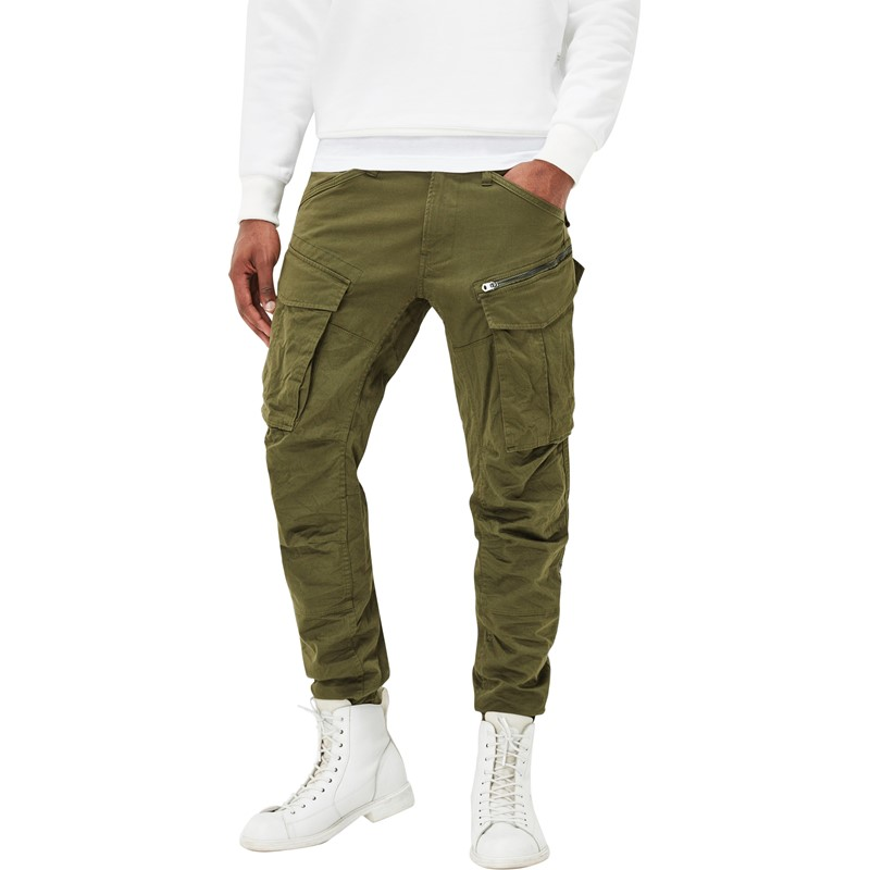 amazon look for brand quality G-Star Raw - Mens Rovic Zip 3D Tapered Pants