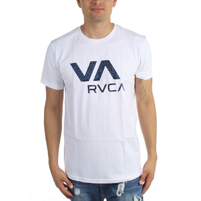 Rvca mens psych va t shirt for Rvca mens t shirts