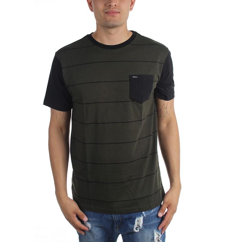 Rvca mens change up t shirt for Rvca mens t shirts