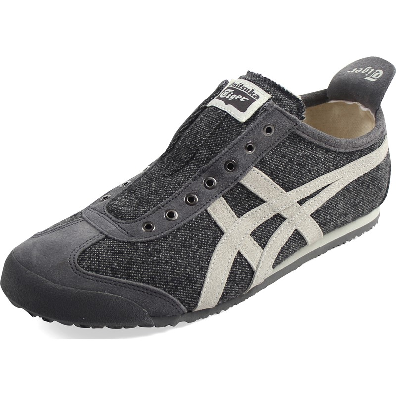 quality design c2f1e cce7b Asics - Mens Onitsuka Tiger Mexico 66 Slip-on Shoes