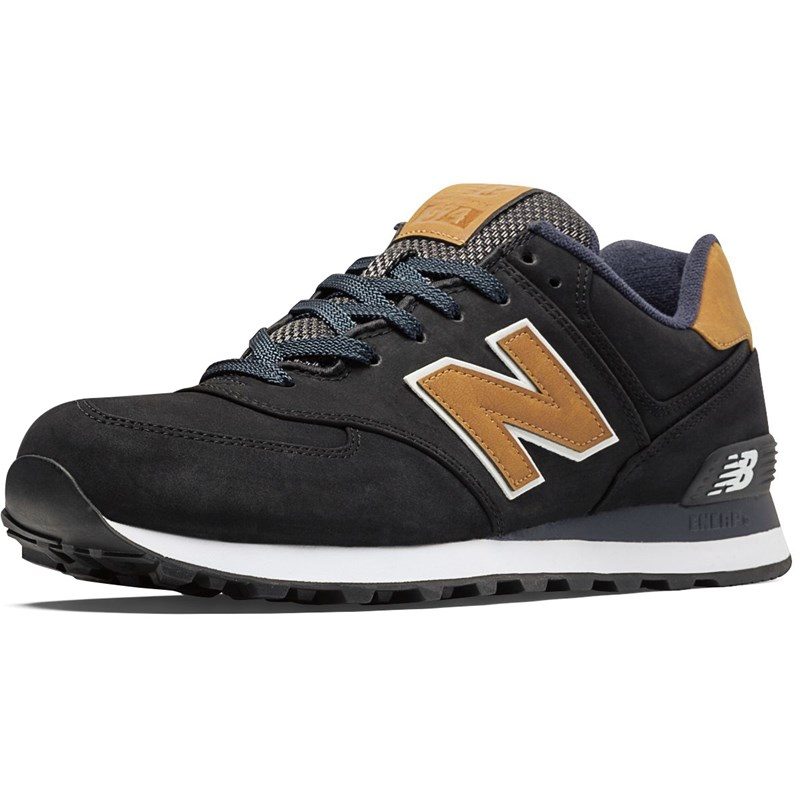 quality design 632d0 f4e3c New Balance - Mens 574 Lux Shoes