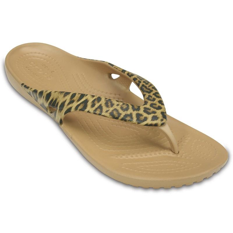 a2746b150 Crocs. Crocs - Women s Kadee II Leopard Print Flip Flop