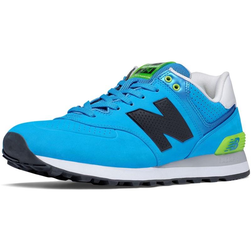 b1beae9dce007 New Balance - Mens 574 Paint Chip Shoes