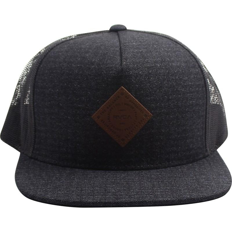 0b90278cdfb RVCA. RVCA - Mens Finley Trucker Hat