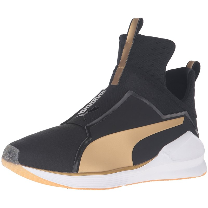 aa68e8cb48e Puma. PUMA Women s Fierce Gold Cross-Trainer Shoe