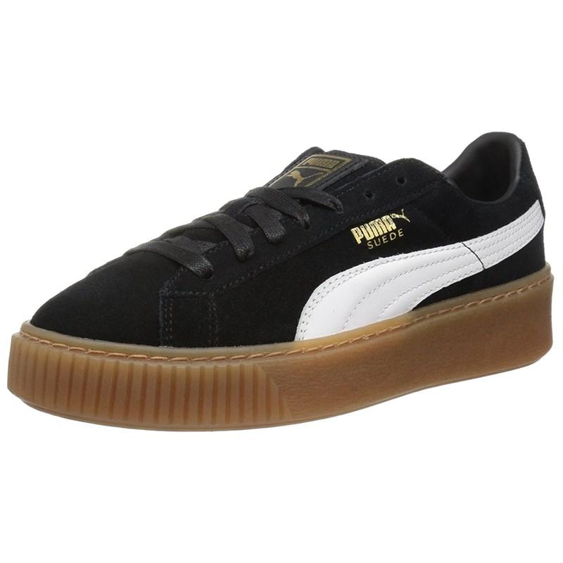 e2bb693b446da4 Puma. PUMA Women s Suede Platform Core Fashion Sneaker