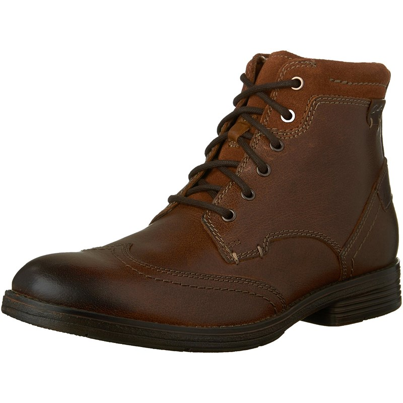 3ee59b1be0088 Clarks. Clarks Men s Devington Hi Chukka Boot