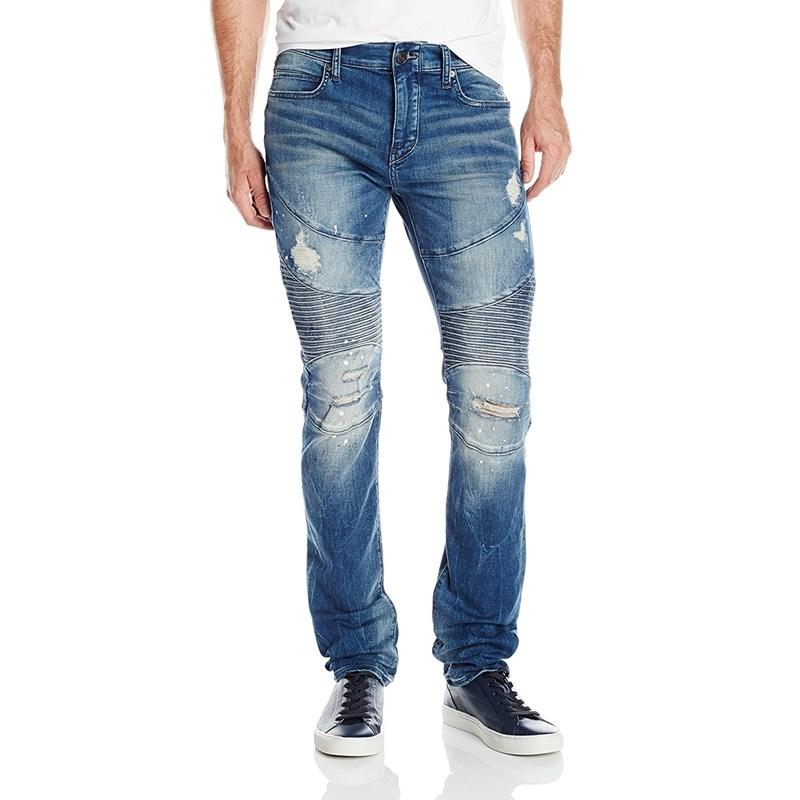 22d2be954 True Religion. True Religion - Mens Rocco Moto Skinny Jeans