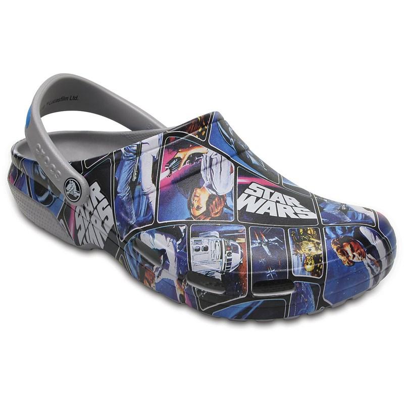 af2f55f3abce Crocs. Crocs - Unisex-Adult Classic Star Wars Icons Clog Shoes