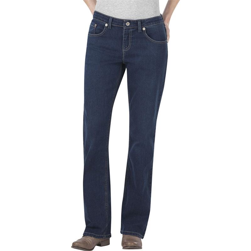 75c4dba0f77 Dickies. Dickies - Fd138 Women S Relaxed Boot Cut Jean