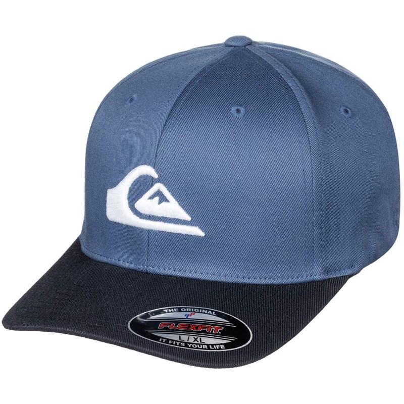Quiksilver - Mens Mountain And Wave Flexfit Hat 4f88b0d52c82