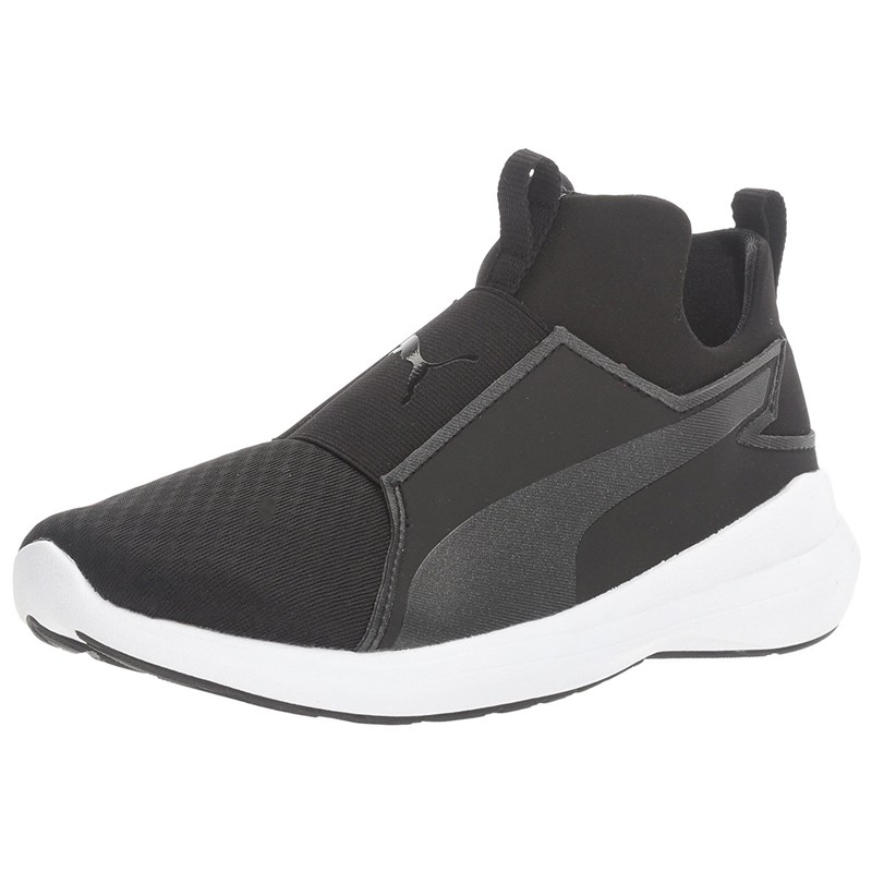 04ce25278f8d Puma. Puma - Womens Rebel Mid Sneakers