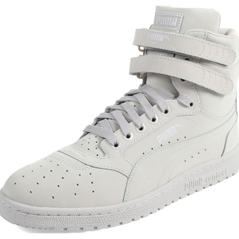 787af45c005a Puma. Puma - Mens Sky Ii Hi Nubuck Hightop Sneakers