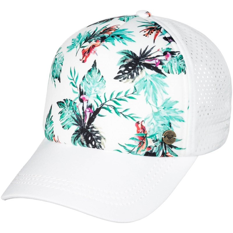 0cd33ebda3b3f Roxy. Roxy - Womens Waves Machines Trucker Hat