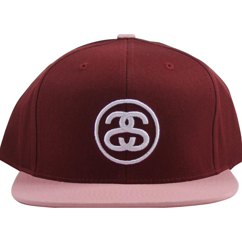Stussy. Stussy - Mens Ss-Link Snapback Hat bef06877118