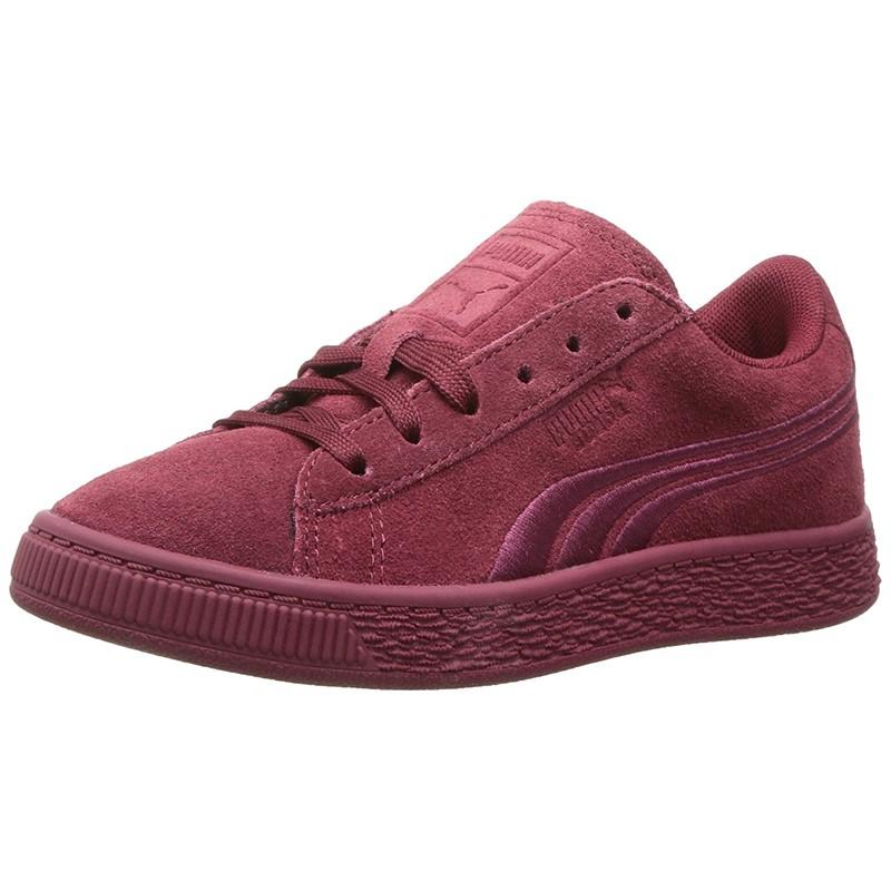 los angeles 0e6ba ccb6e Puma. PUMA Kids  Suede Classic Badge Inf Sneaker