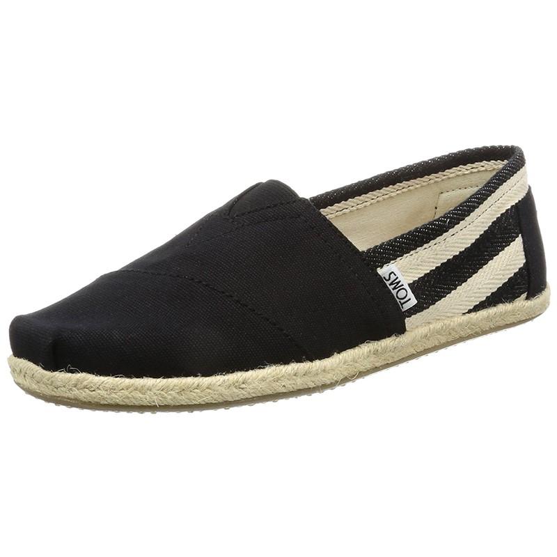 f4bc905cb743 Toms - Mens University Stripe Apalgrata Slip-On Shoes