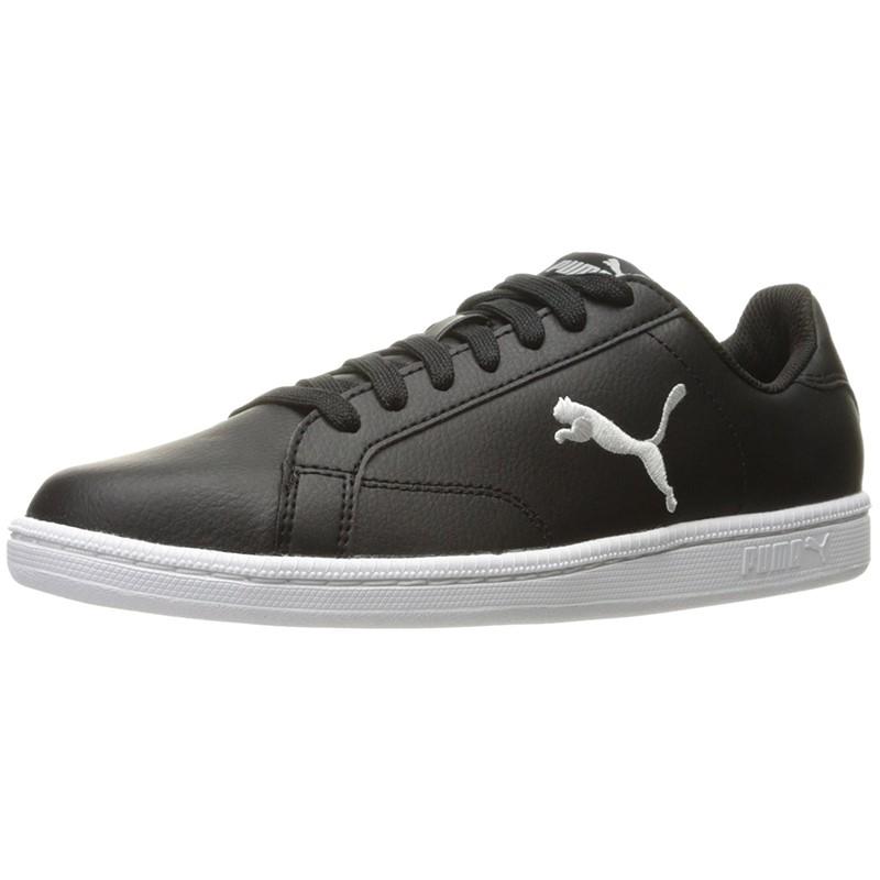 Puma Men's Smash Cat L Leather Casual Shoes Sneakers