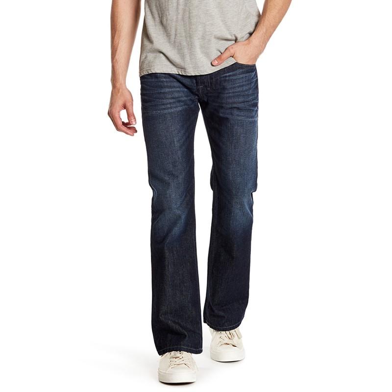 15e1692c Diesel - Mens Zatiny Slim Bootcut Jeans, Wash: 00N73