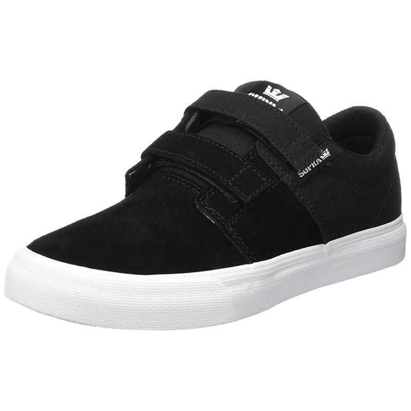 69883ef620 Supra - Unisex Child Stacks Ii Vulcanized Velcro Shoes