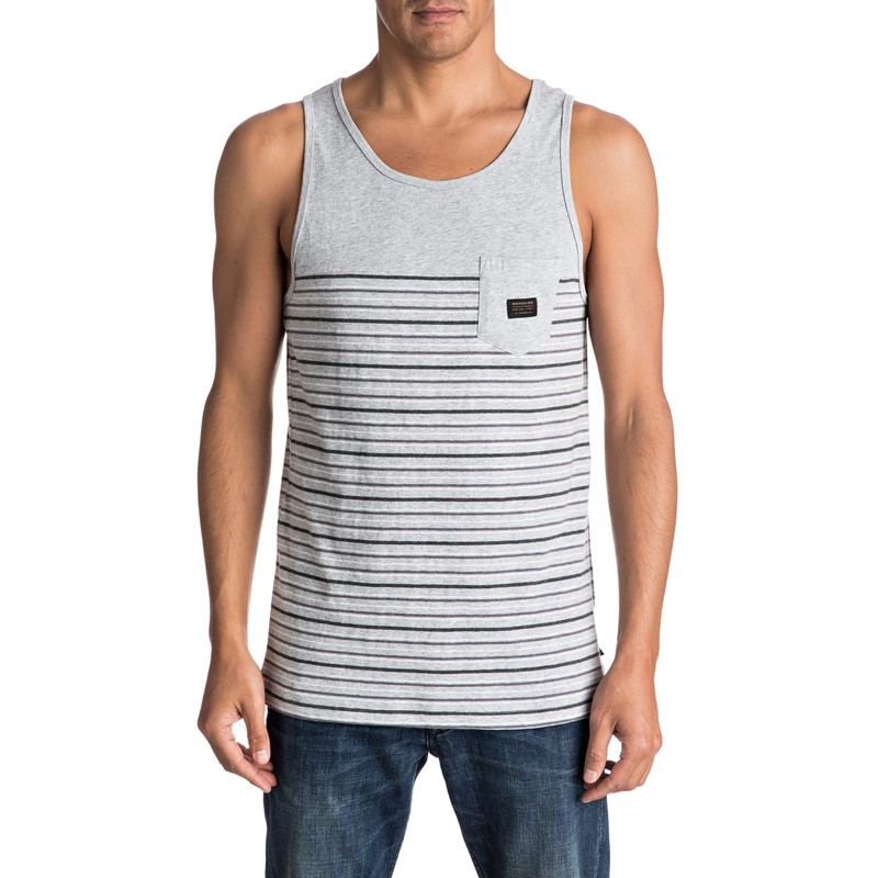 cd192fc982fd9f Quiksilver. Quiksilver - Mens Full Tide Tank Top