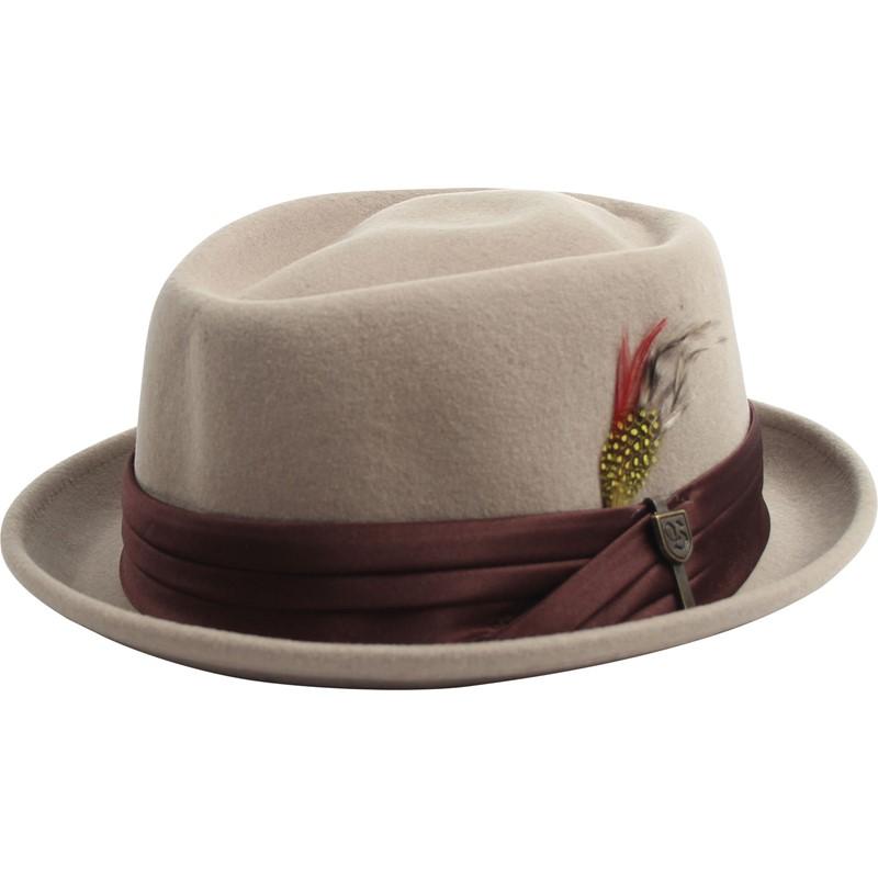 92941bb7373 Brixton - Stout Pork Pie Hat