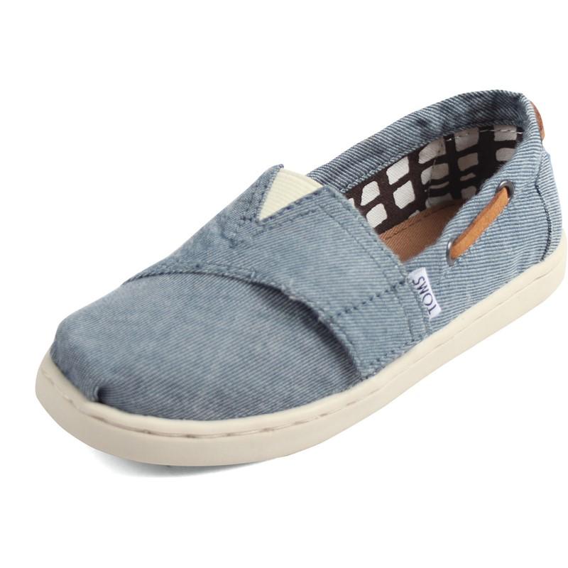 4fdaa375d62 Toms. Tom - Tiny Bimini Slip-On Shoes