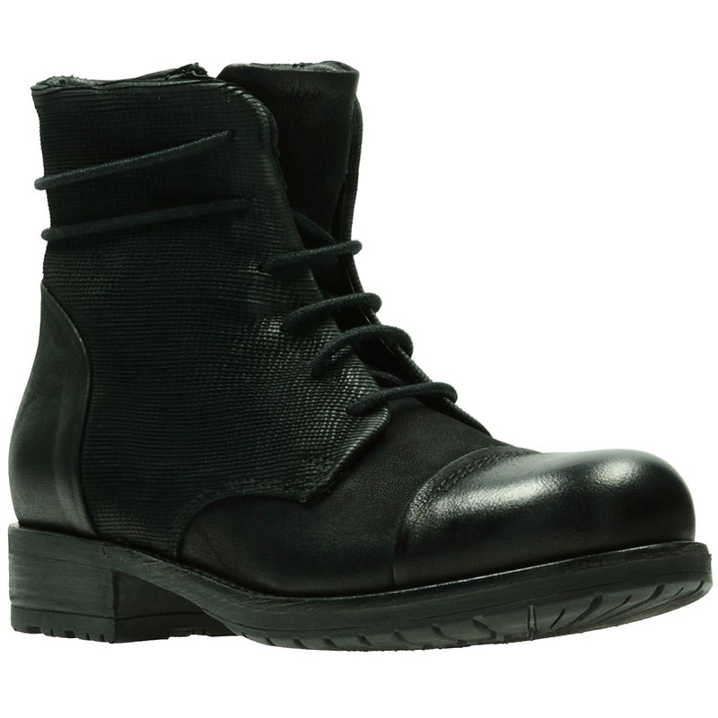 Clarks - Womens Adelia Stone Boot